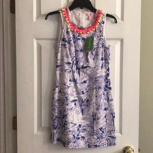 NET Lily Pulitzer Dress Size 0